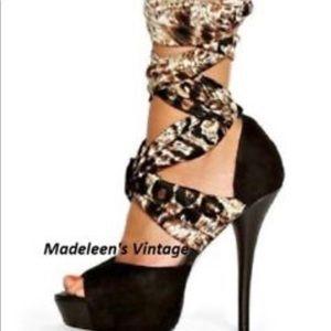 Bebe Stella heels
